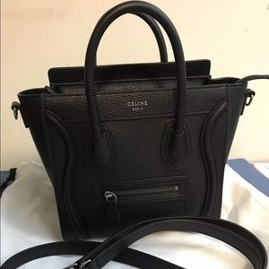 Celine Nano Luggage